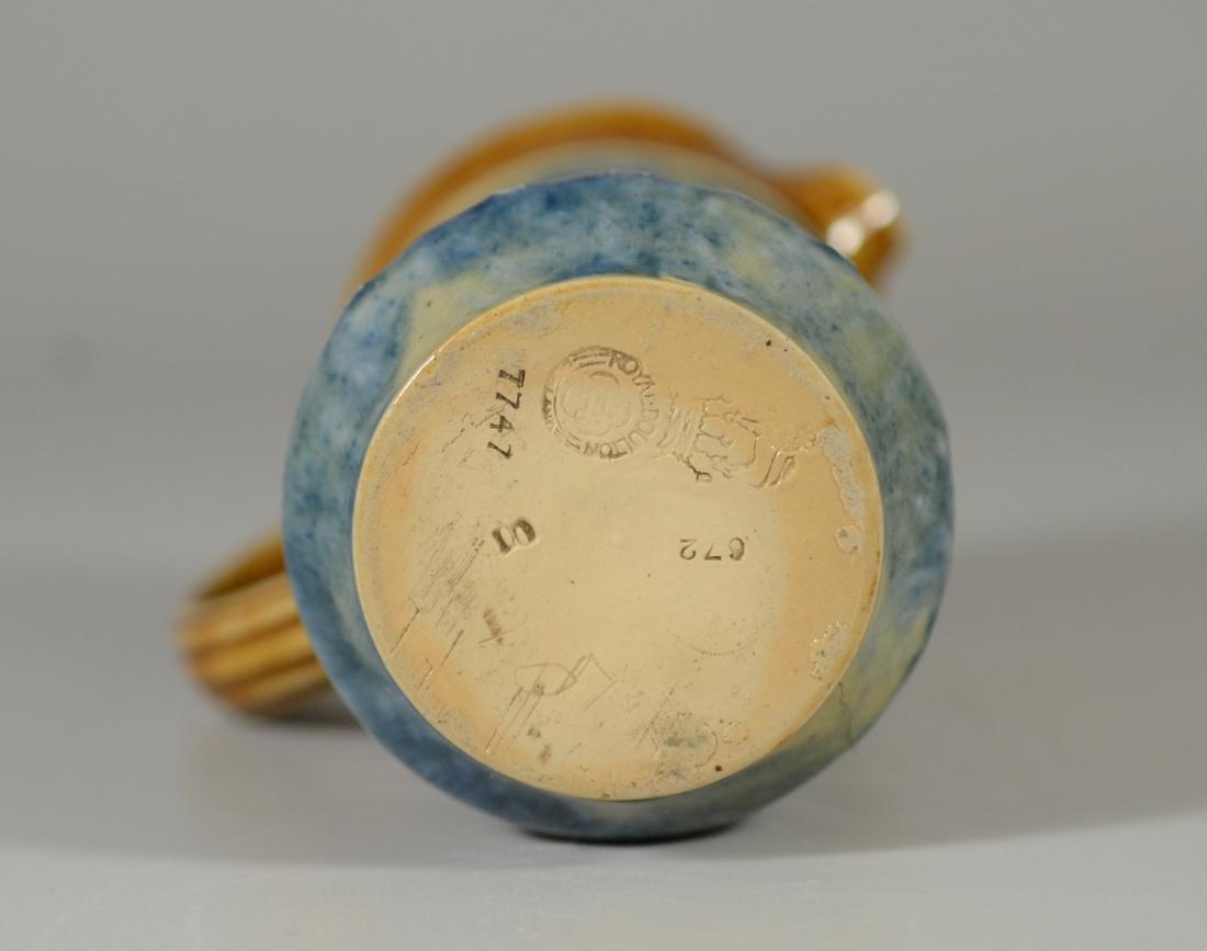4 Royal Doulton stoneware pieces - 3