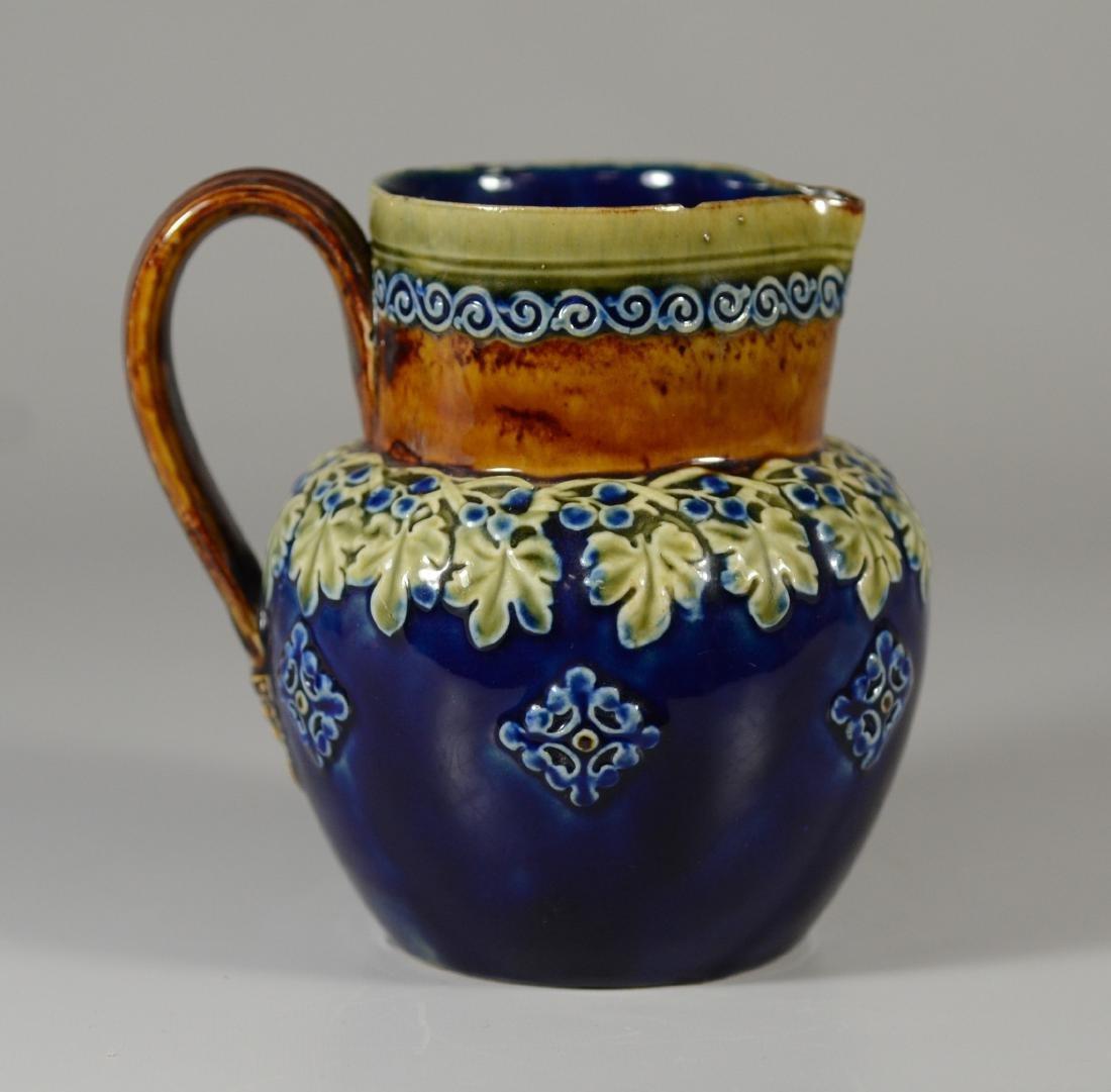 4 Royal Doulton stoneware pieces - 4