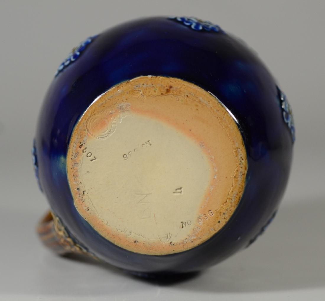 4 Royal Doulton stoneware pieces - 5