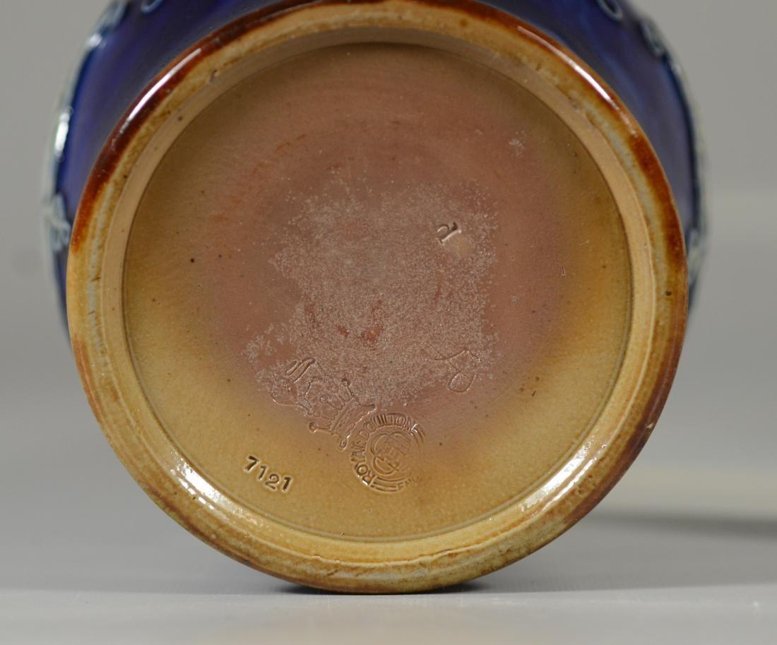 4 Royal Doulton stoneware pieces - 8