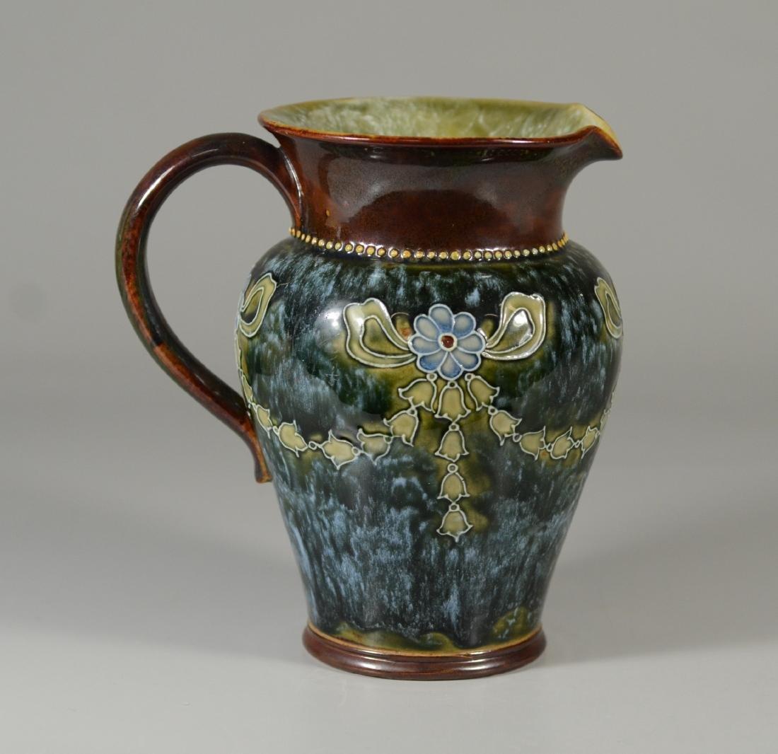 4 Royal Doulton stoneware pieces - 9