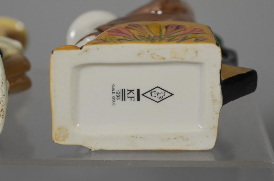 5 Kevin Francis Ceramics toby jugs - 5