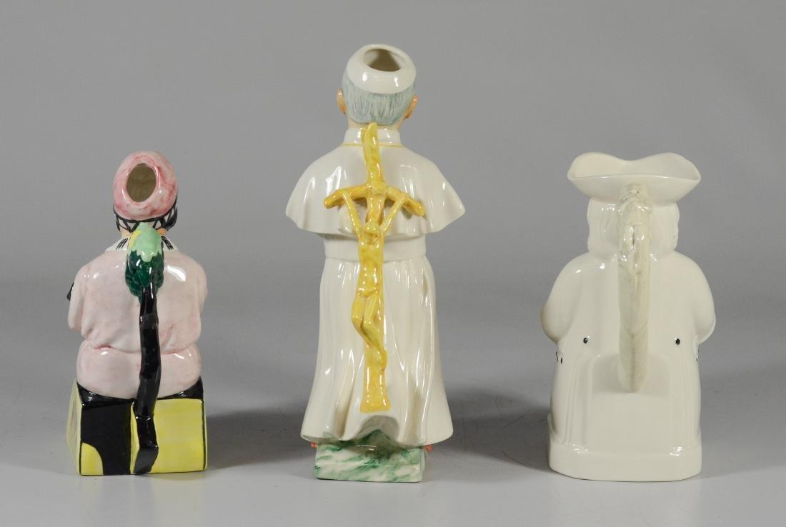 3 Kevin Francis Ceramics toby jugs - 3