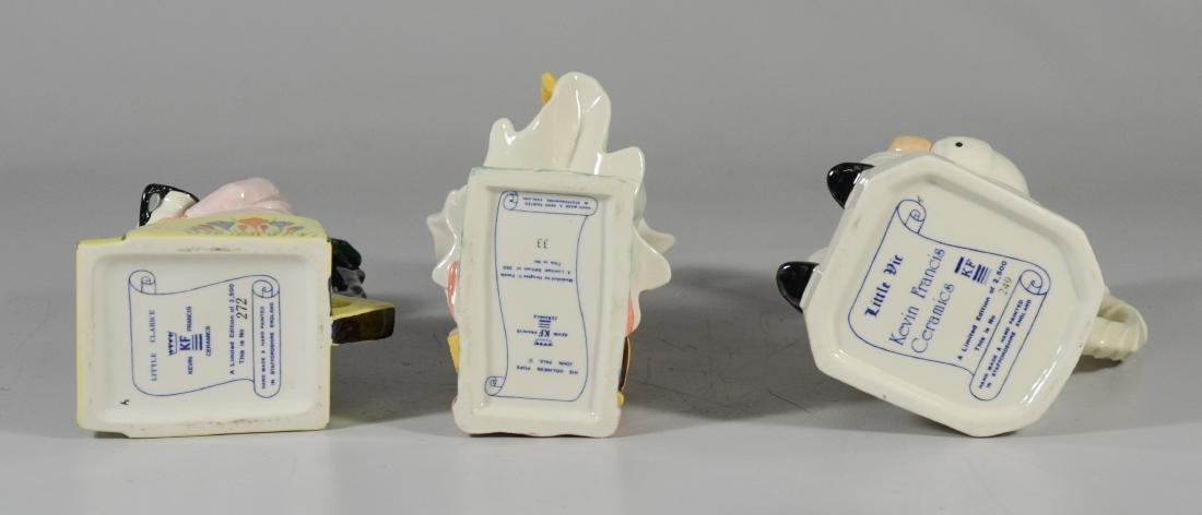 3 Kevin Francis Ceramics toby jugs - 4