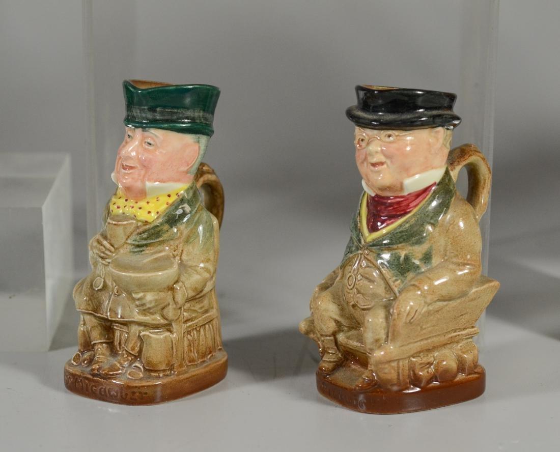 7 Royal Doulton toby jugs - 4