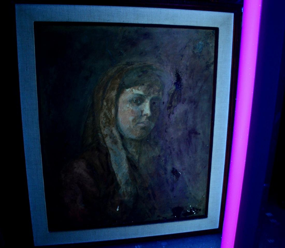 Theresa Ferber Bernstein Portrait as an Immigrant - 20