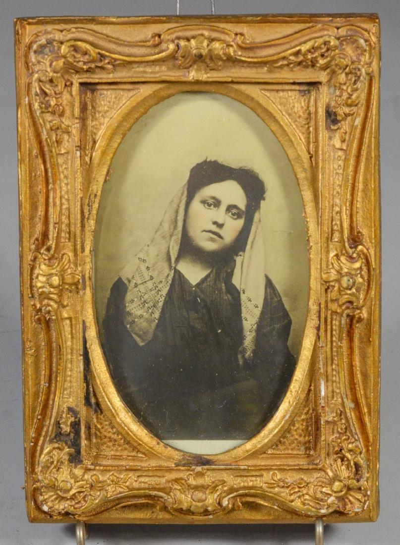 Theresa Ferber Bernstein Portrait as an Immigrant - 7