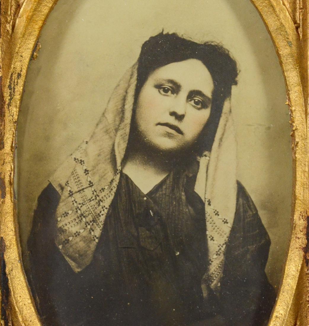 Theresa Ferber Bernstein Portrait as an Immigrant - 8
