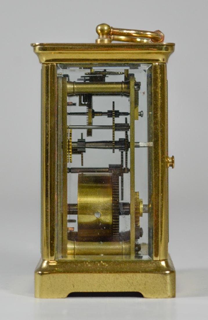 JE Caldwell French carriage clock - 2
