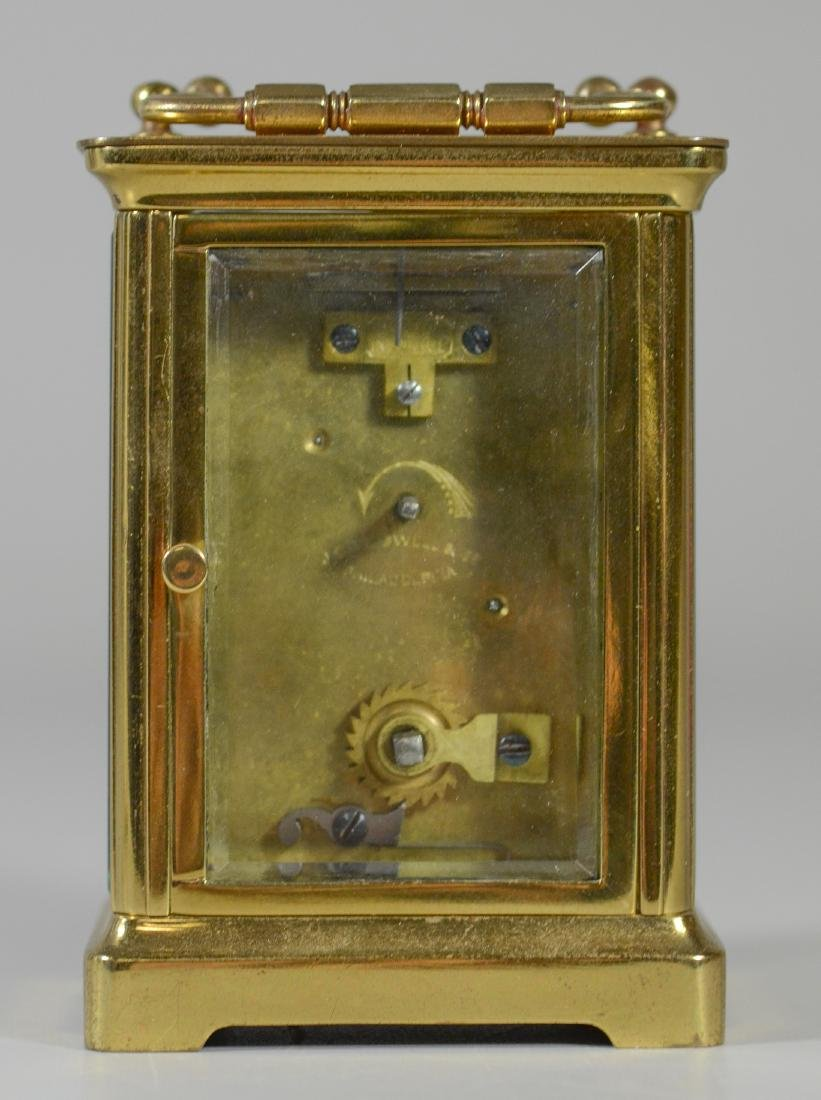 JE Caldwell French carriage clock - 3
