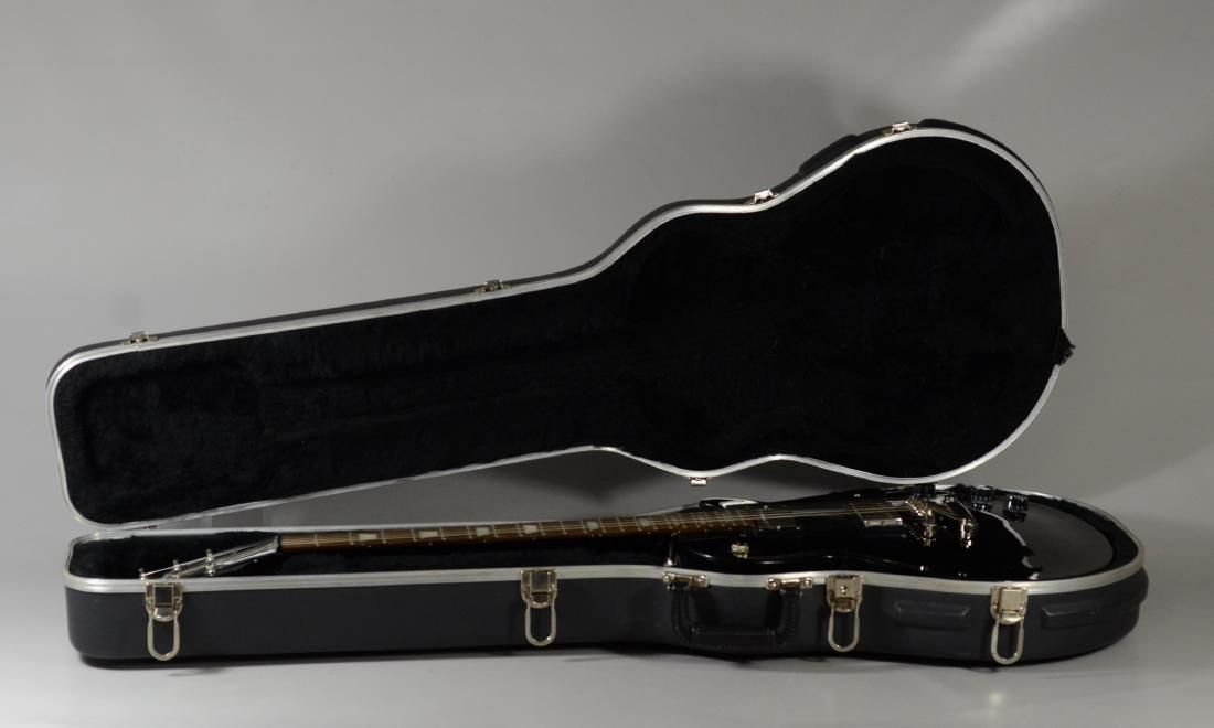 Epiphone Les Paul Studio model black electric guitar - 7