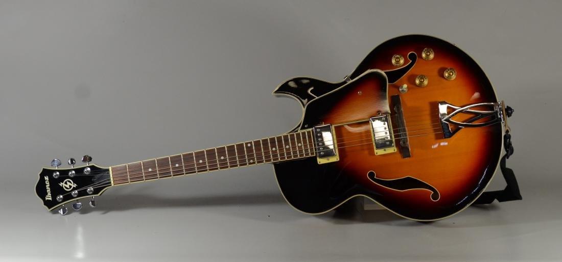Ibanez Artcore model AK 80 BS/12/02 electric guitar