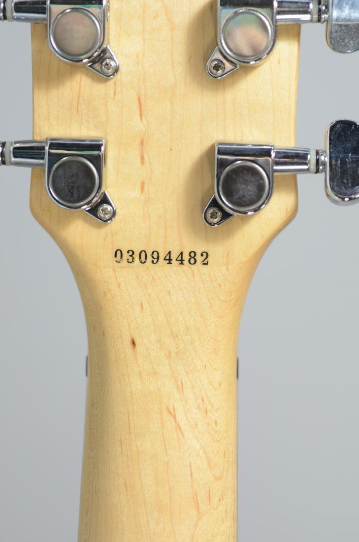 Washburn W114 electric guitar & gig bag - 7