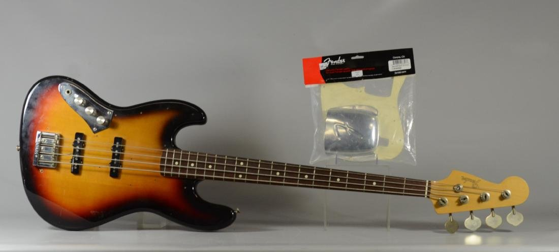 Fender Jazz bass 50th Anniversary model electric guitar