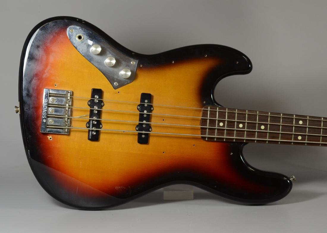 Fender Jazz bass 50th Anniversary model electric guitar - 2