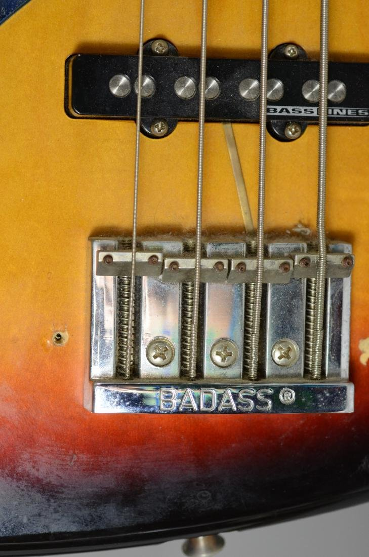 Fender Jazz bass 50th Anniversary model electric guitar - 4