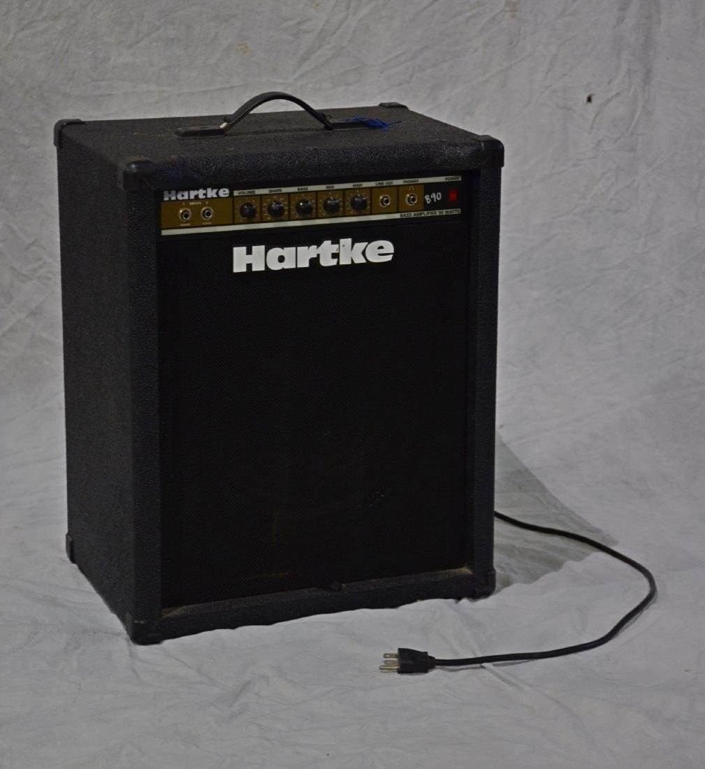 Hartke B90 Bass amplifier, in good working condition