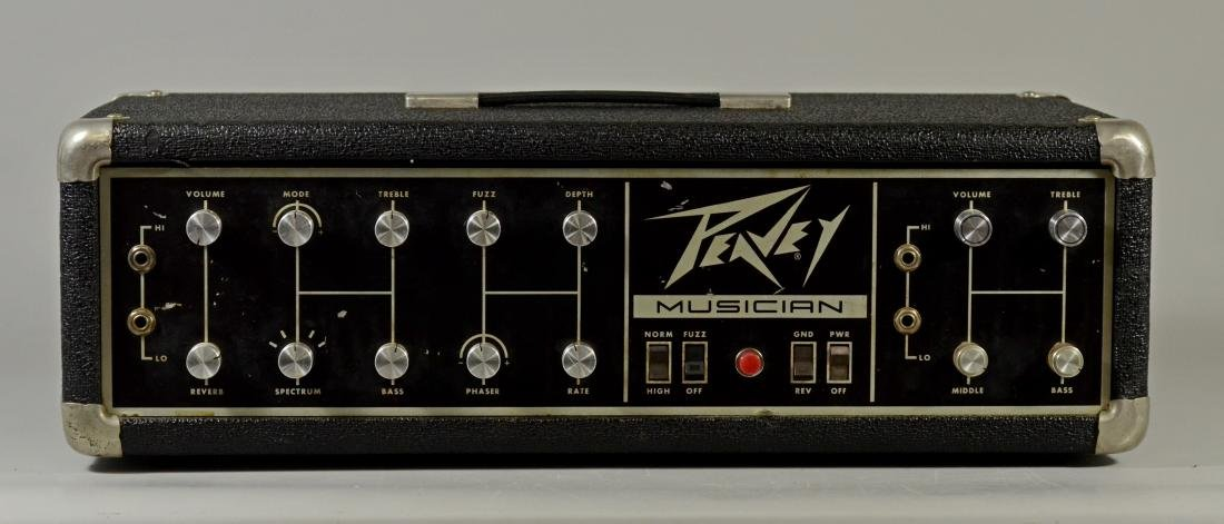 Peavey Musician Series 300 amplifier head