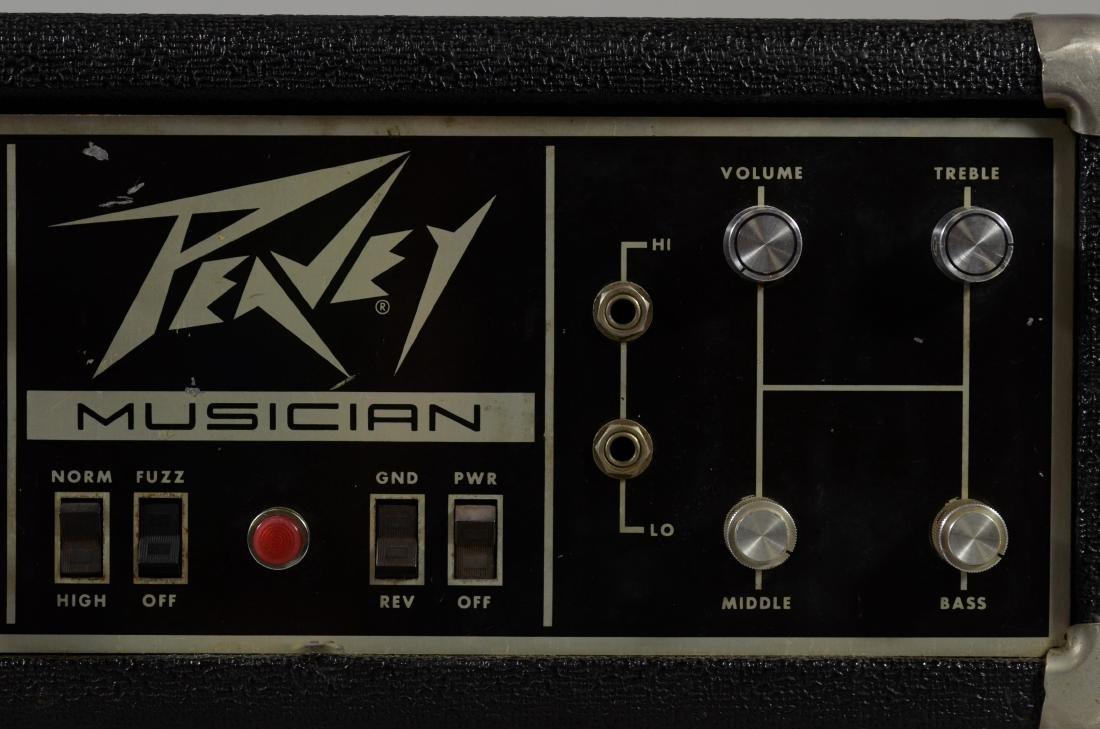 Peavey Musician Series 300 amplifier head - 3