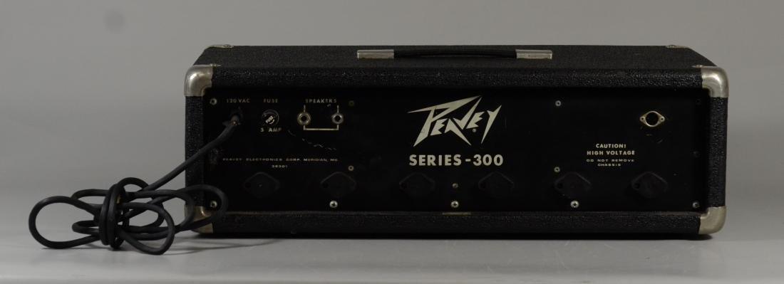 Peavey Musician Series 300 amplifier head - 4