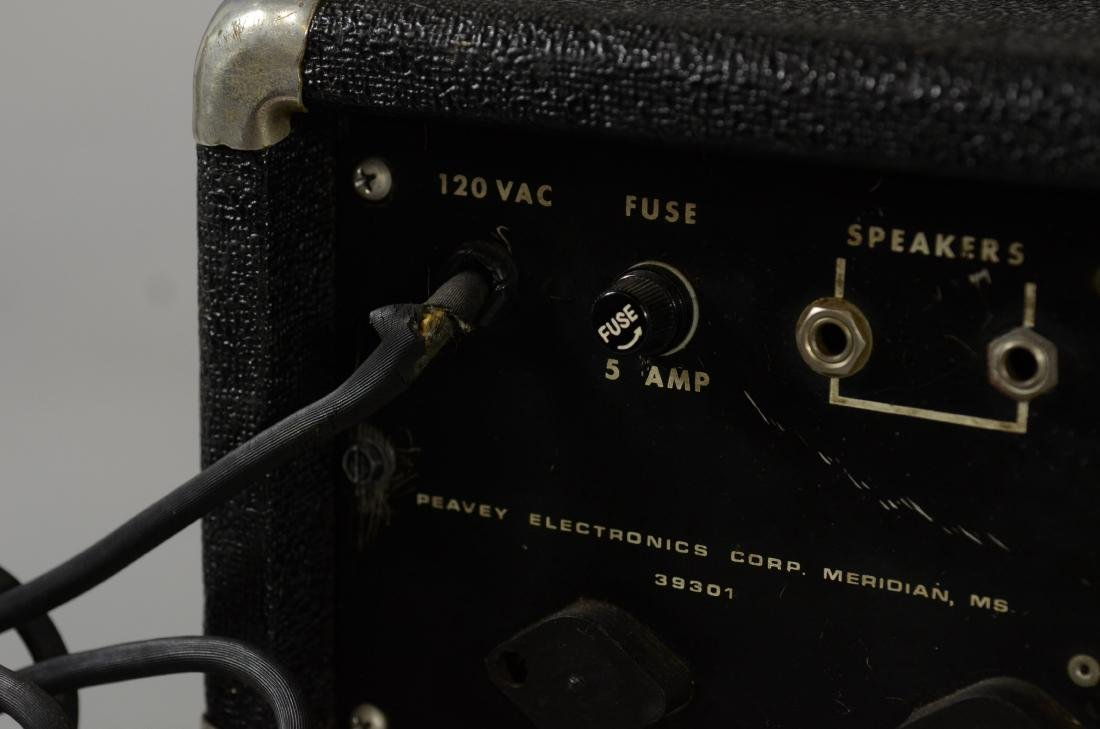 Peavey Musician Series 300 amplifier head - 5