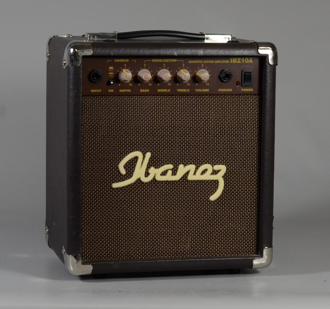 Ibenez GTR IBZ10A acoustic guitar amplifier