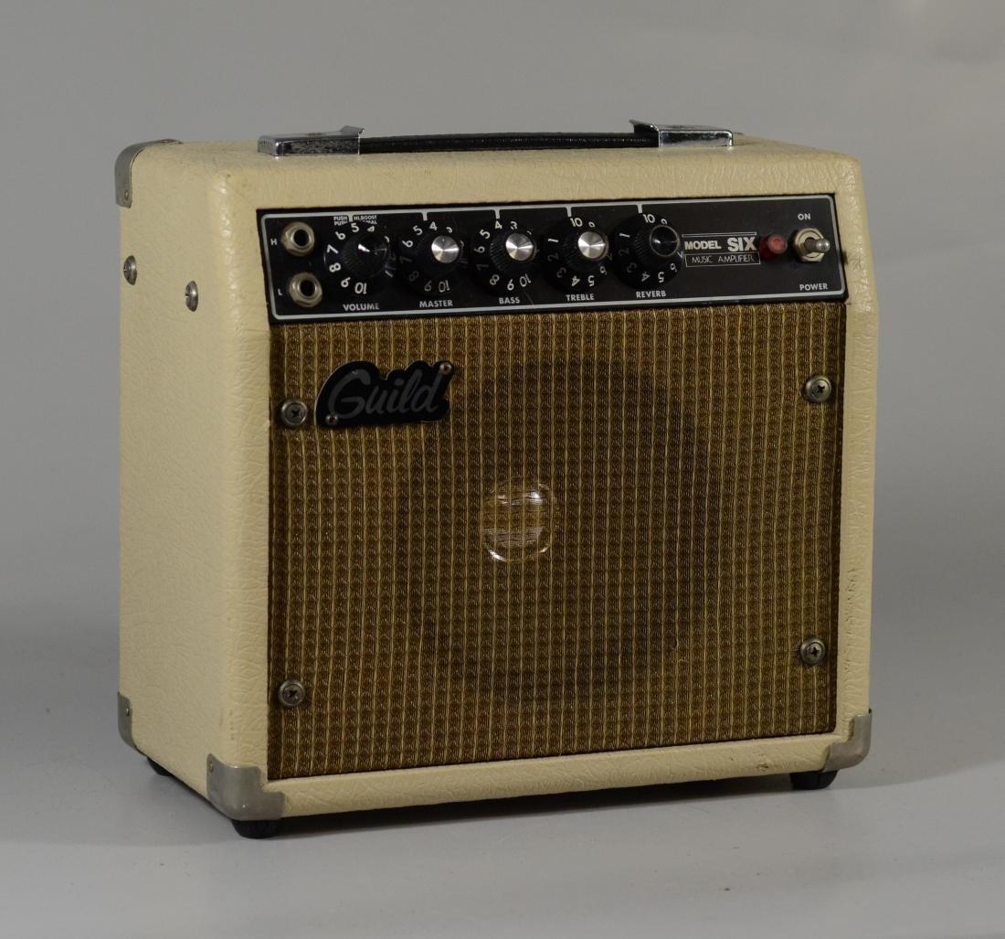 Guild Model 6 guitar amplifier