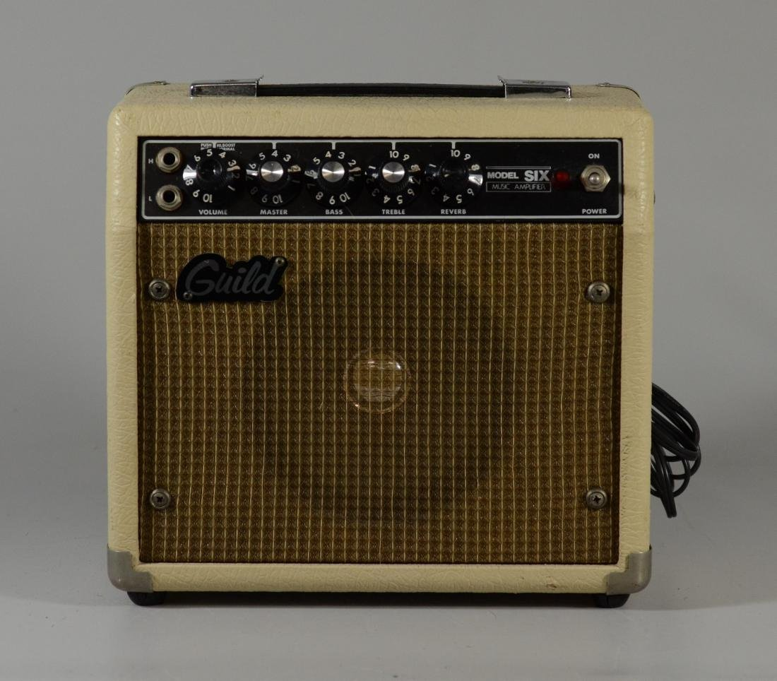 Guild Model 6 guitar amplifier - 2