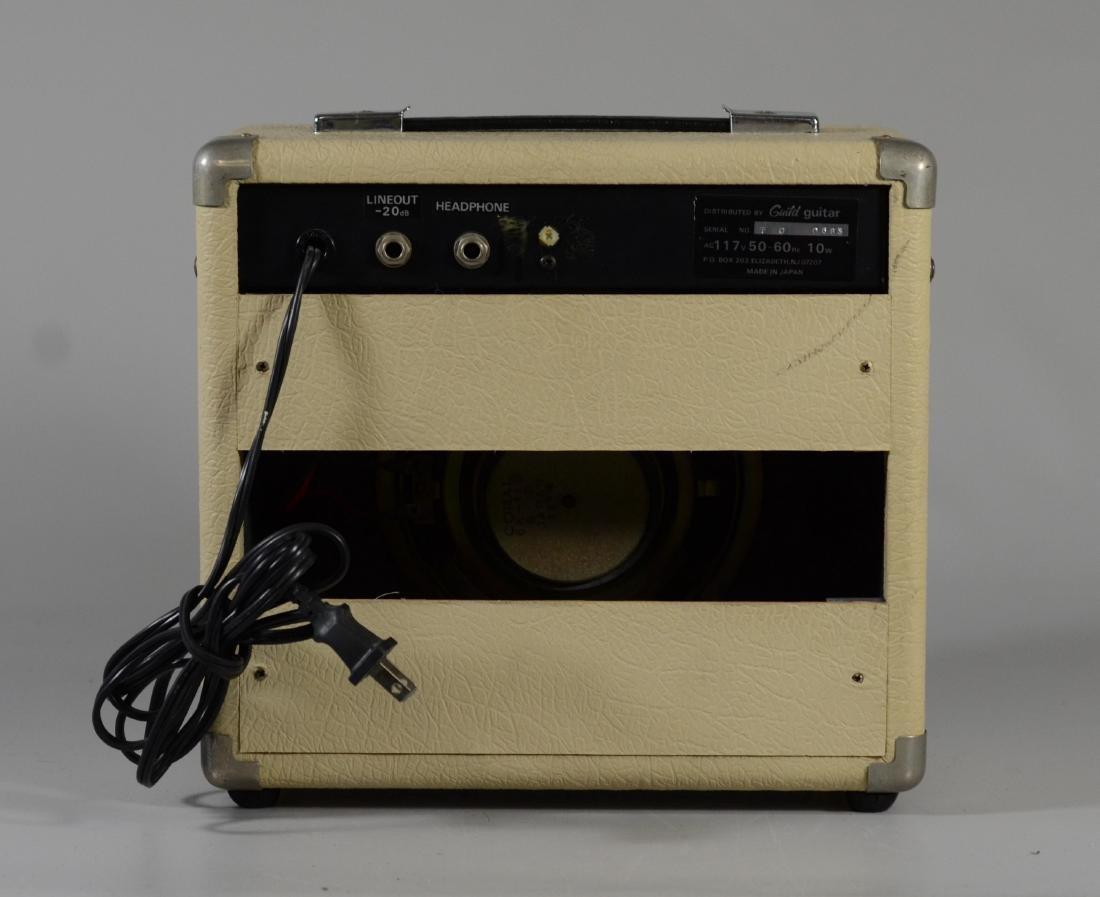 Guild Model 6 guitar amplifier - 4