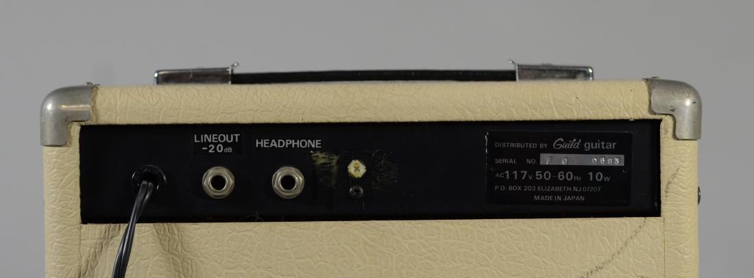 Guild Model 6 guitar amplifier - 5