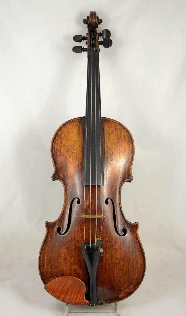 "Full size violin ""Andreas Postacchini Firmanus..."""