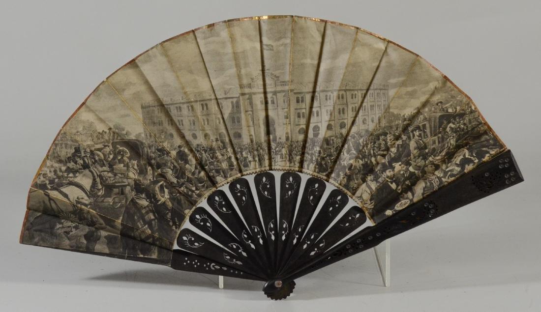(5) Spanish Souvenir Fans - 7