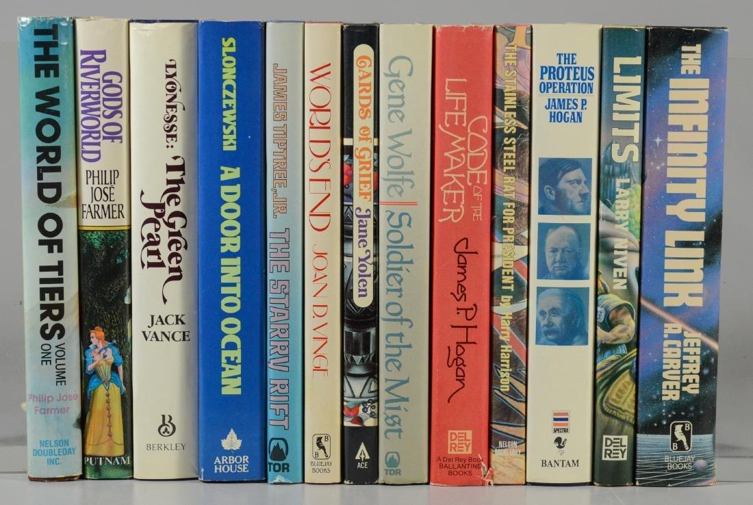 (13) Science fiction novels, all BCE/BOMC