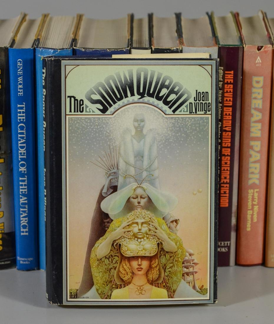 (18) Science fiction novels, all BCE/BOMC - 2