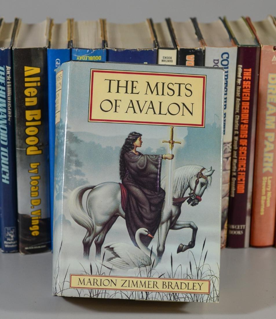 (18) Science fiction novels, all BCE/BOMC - 3