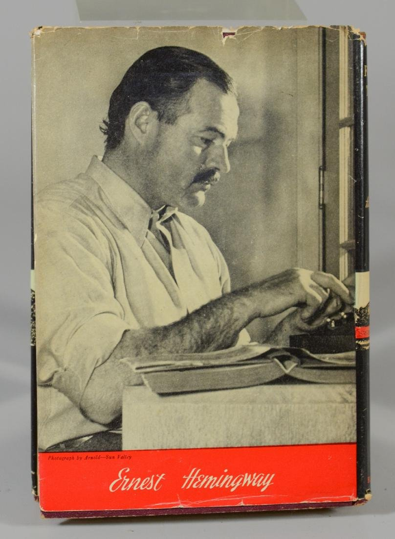"Ernest Hemingway ""For Whom the Bell Tolls"", BCE/BOMC - 2"