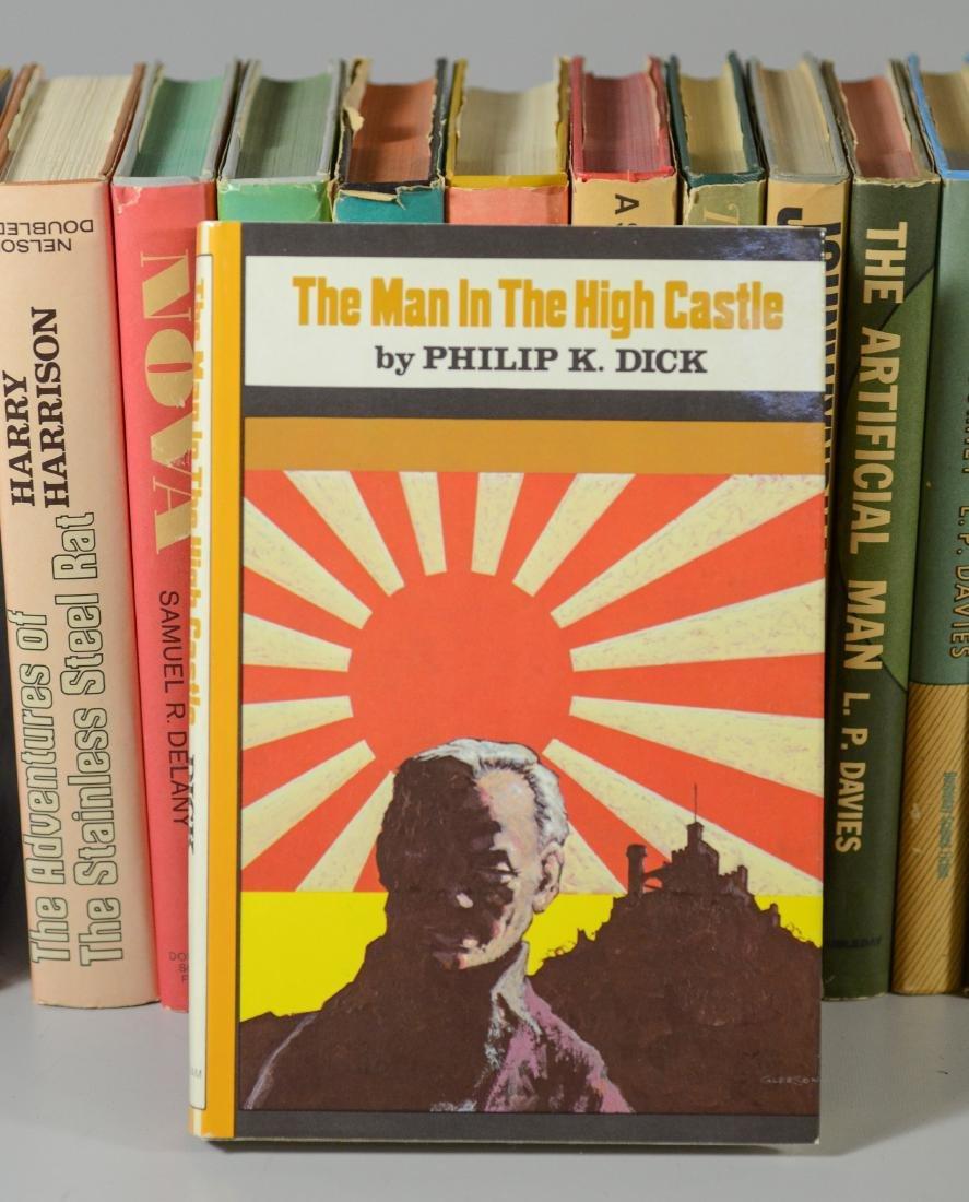 (17) Science fiction novels, all BCE/BOMC - 2