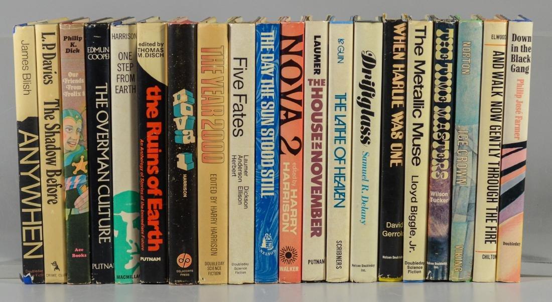 (20) Science fiction novels, all BCE/BOMC