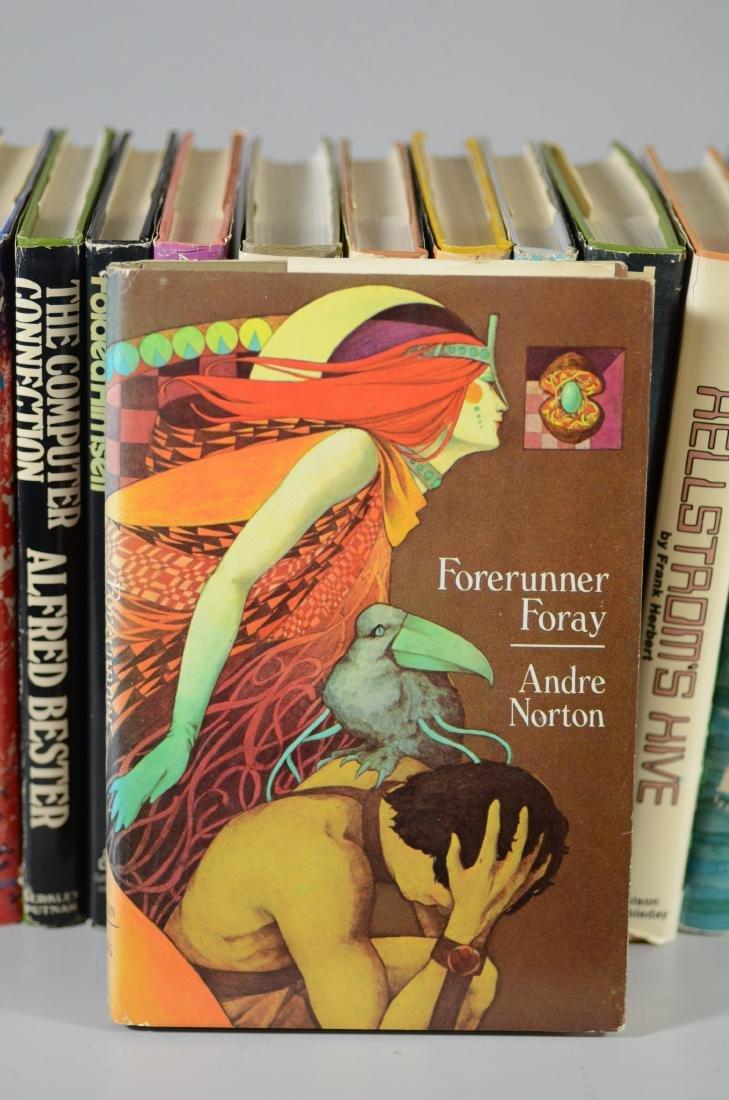 15 Science fiction novels, all BCE/BOMC - 3