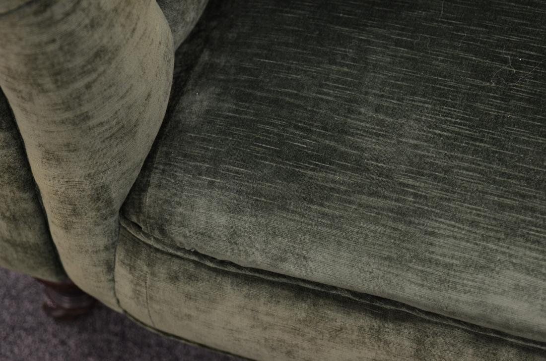 English Tufted Chesterfield Sofa att. Howard & Son - 6