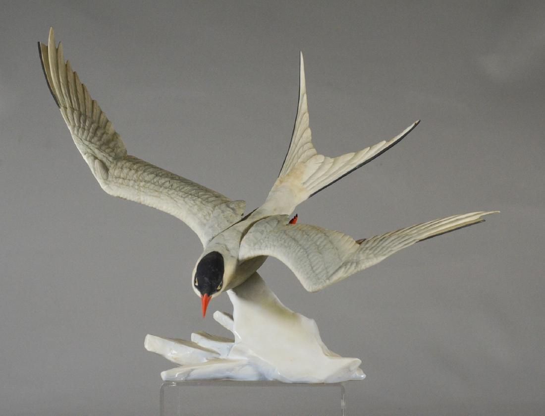 Boehm porcelain Arctic Tern bird figurine