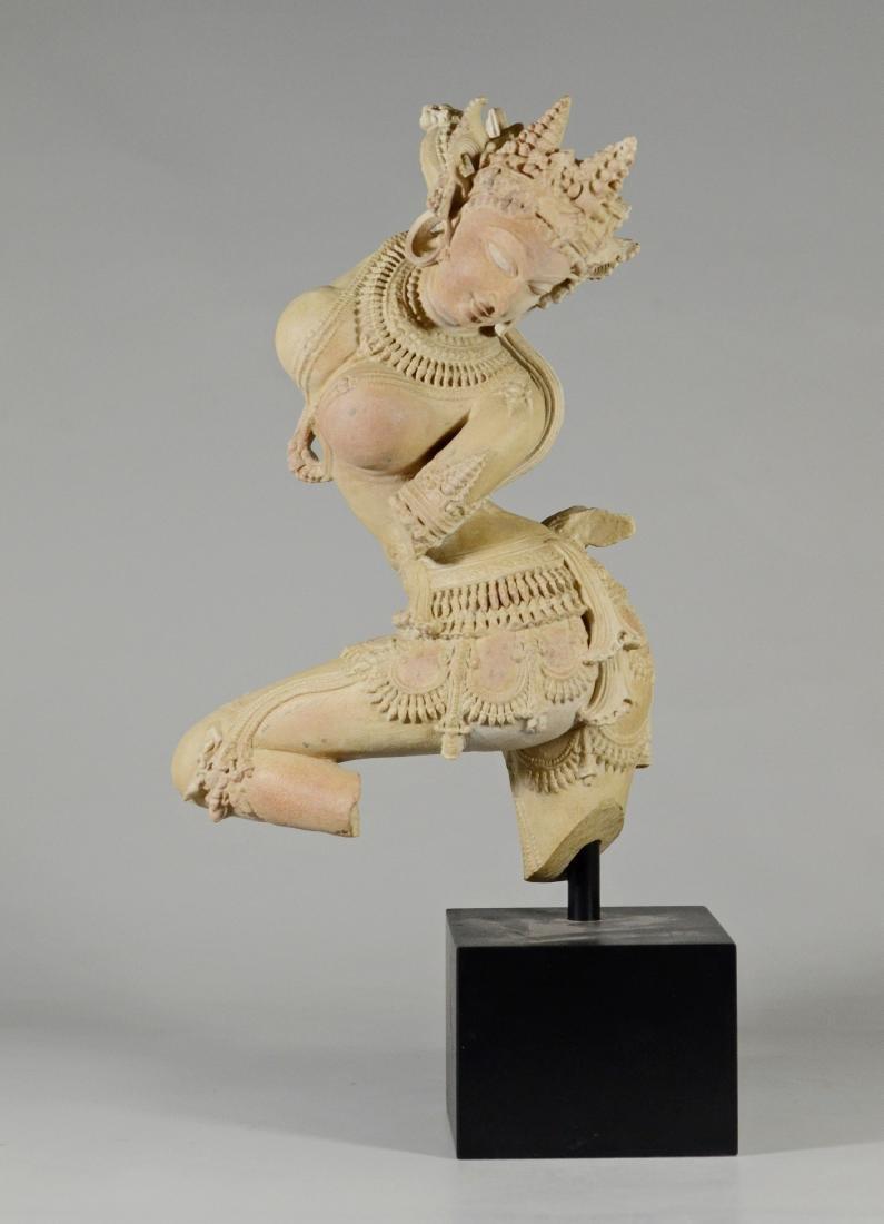 Dancing Celestial Deity figure, MMA reproduction