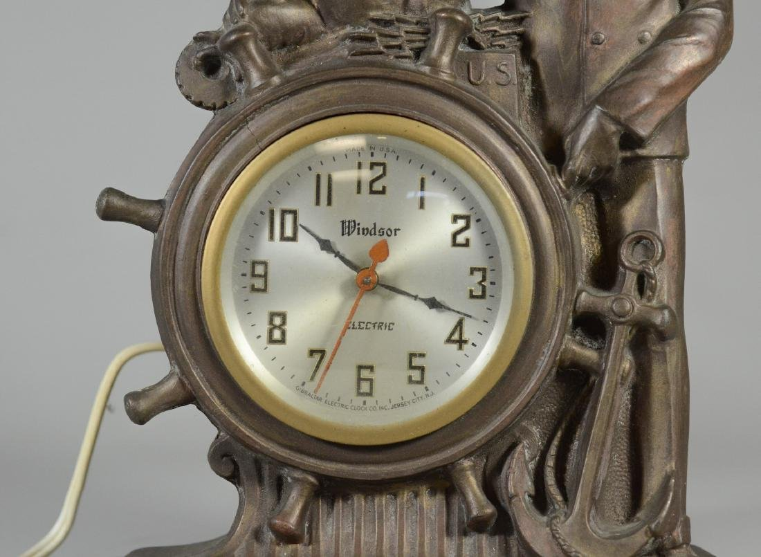 "Gibraltar Electric Clock Co ""The Spirit of 1933"" - 2"