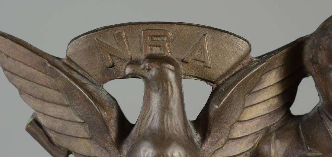 "Gibraltar Electric Clock Co ""The Spirit of 1933"" - 3"