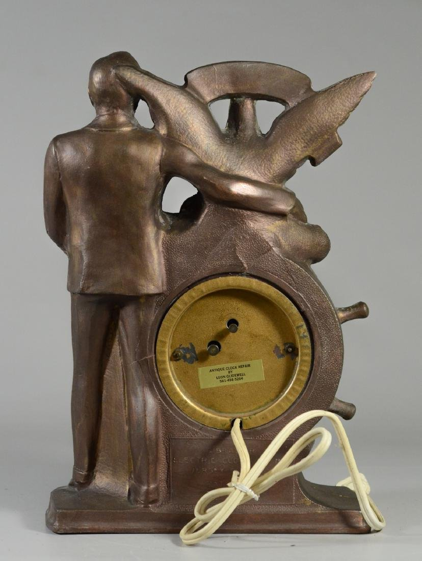 "Gibraltar Electric Clock Co ""The Spirit of 1933"" - 5"