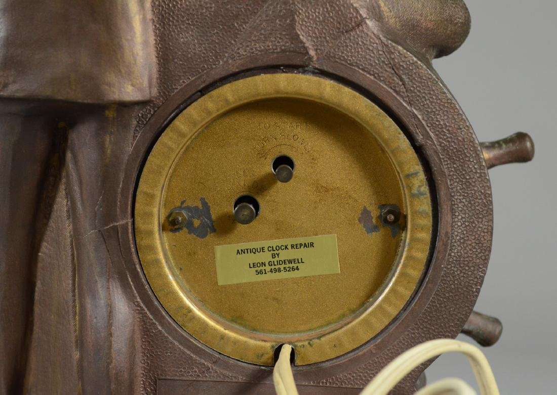 "Gibraltar Electric Clock Co ""The Spirit of 1933"" - 6"