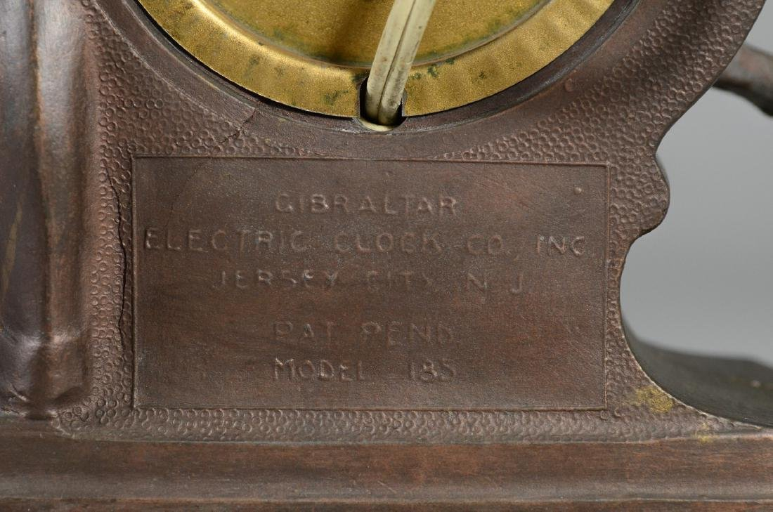 "Gibraltar Electric Clock Co ""The Spirit of 1933"" - 7"