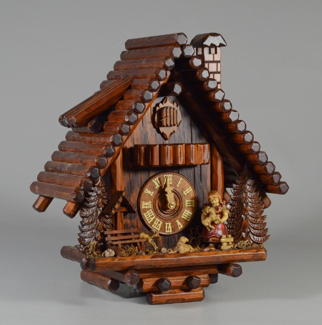 Bruno Spath German cuckoo clock, new in box - 5
