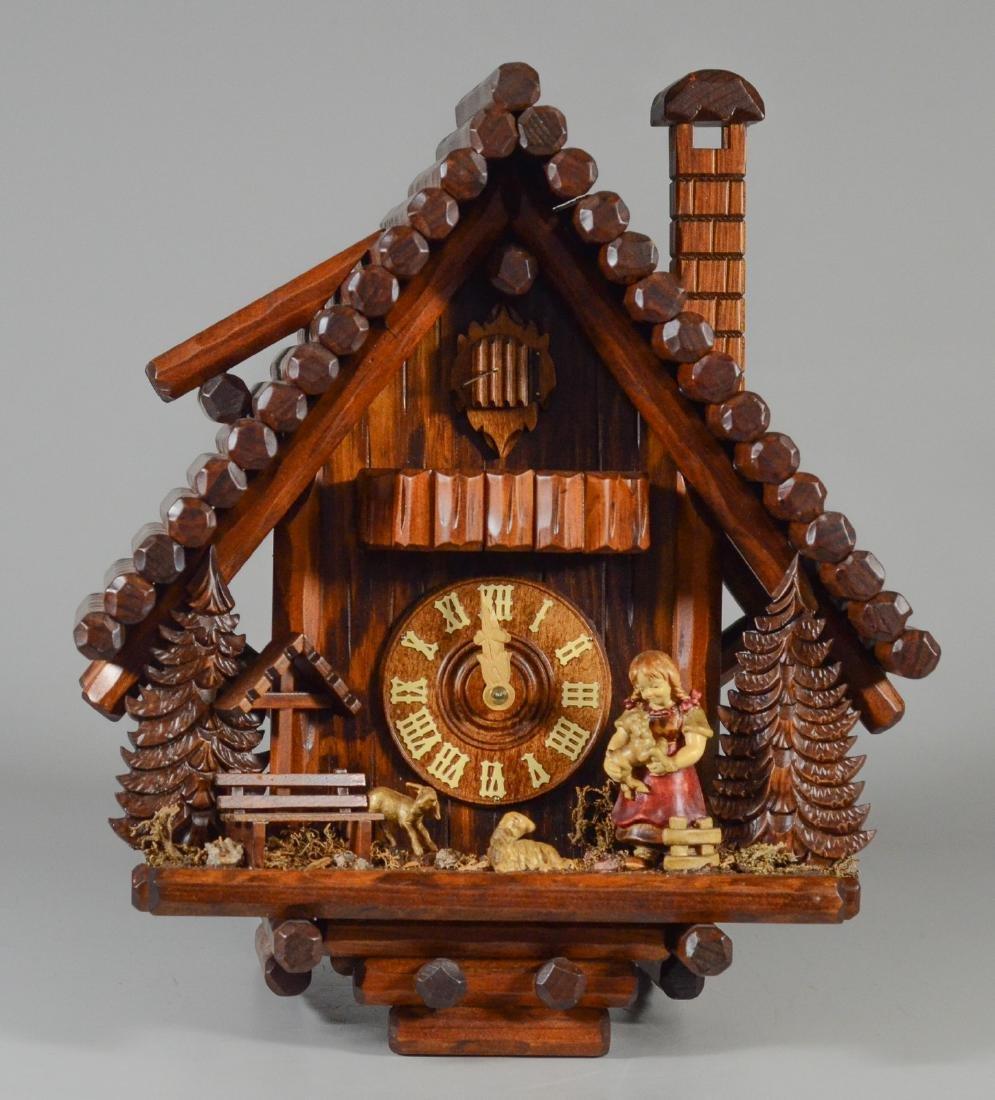 Bruno Spath German cuckoo clock, new in box - 6