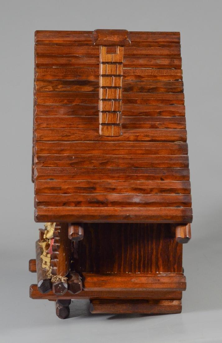 Bruno Spath German cuckoo clock, new in box - 7